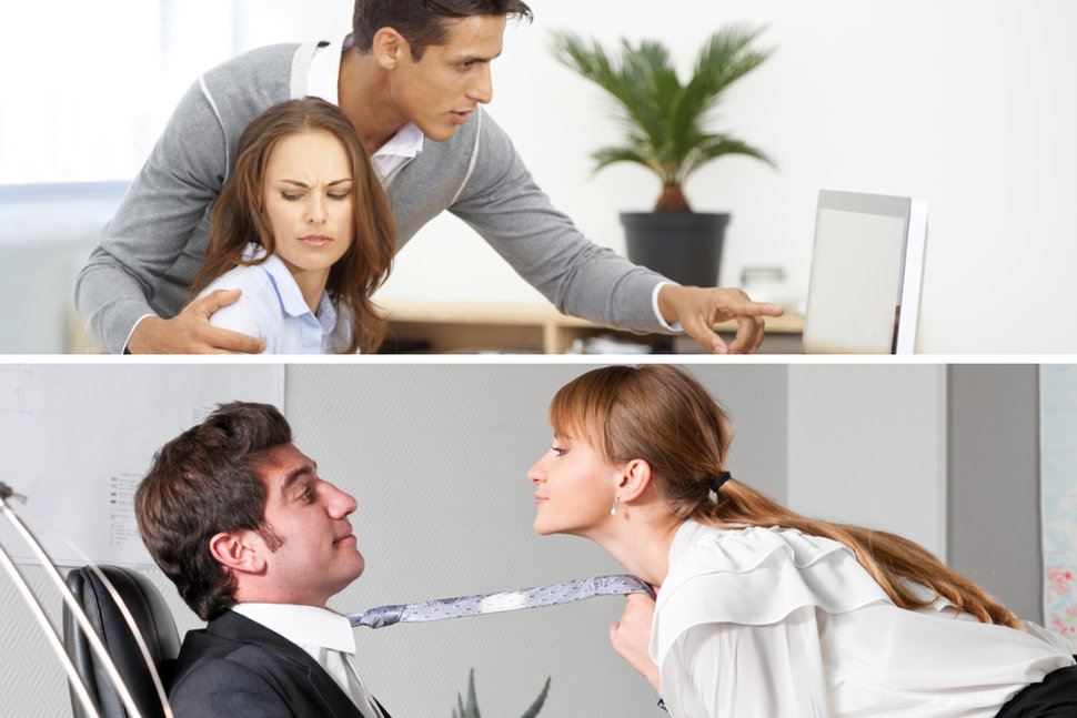 Sexual harassment work